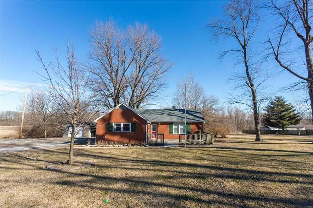 2121 Mullins Creek, Dupo, IL 62239 (#21004851) :: Parson Realty Group