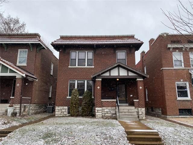 4167 Hartford Street, St Louis, MO 63116 (#21004855) :: Hartmann Realtors Inc.