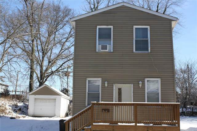 412 N 1st, Belleville, IL 62220 (#21004893) :: Terry Gannon | Re/Max Results