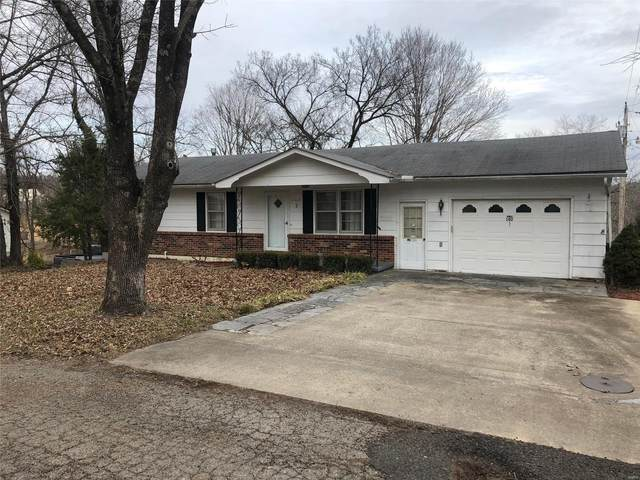 102 Exit Street, Marble Hill, MO 63764 (#21004917) :: Parson Realty Group