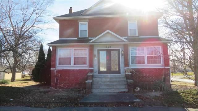 321 W Main Street #321, Stewardson, IL 62463 (#21004921) :: Clarity Street Realty