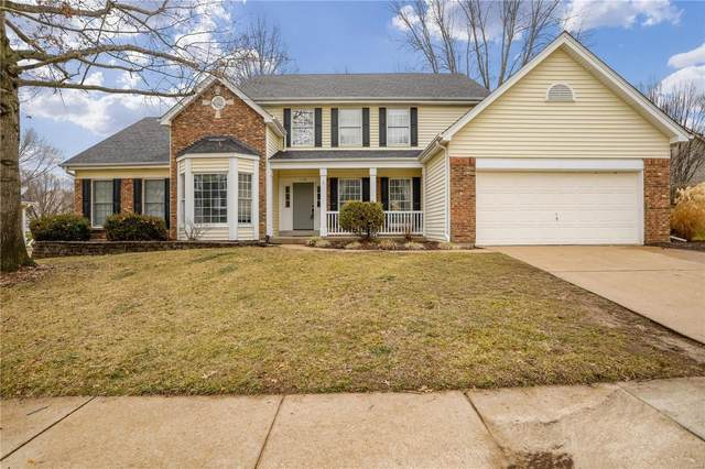 1728 Timber Ridge Estates Drive, Wildwood, MO 63011 (#21004997) :: RE/MAX Vision