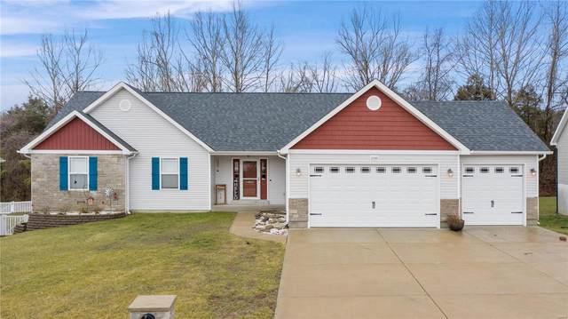 258 Longleaf Pine Drive, Festus, MO 63028 (#21005019) :: Matt Smith Real Estate Group