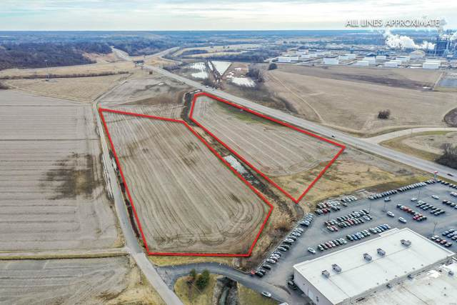 0 State Route 143, Wood River, IL 62095 (#21005028) :: Tarrant & Harman Real Estate and Auction Co.