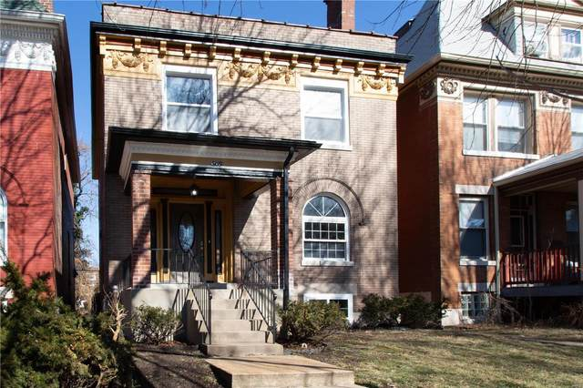 5159 Cates Avenue, St Louis, MO 63108 (#21005044) :: Kelly Hager Group | TdD Premier Real Estate