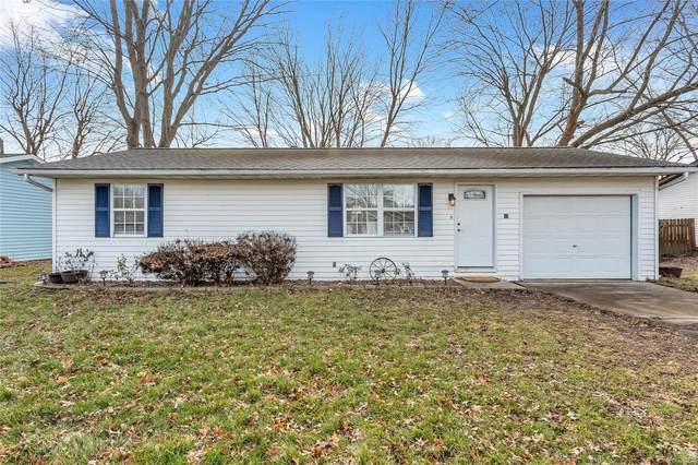 11 Cletus Avenue, Smithton, IL 62285 (#21005056) :: RE/MAX Vision