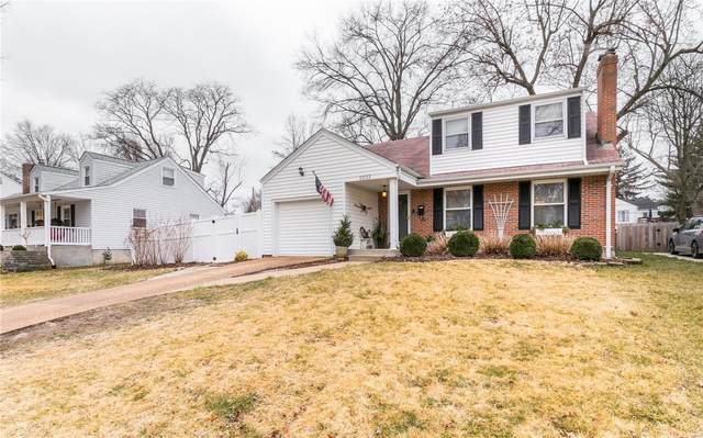 1033 Bernice Avenue, St Louis, MO 63122 (#21005064) :: Parson Realty Group