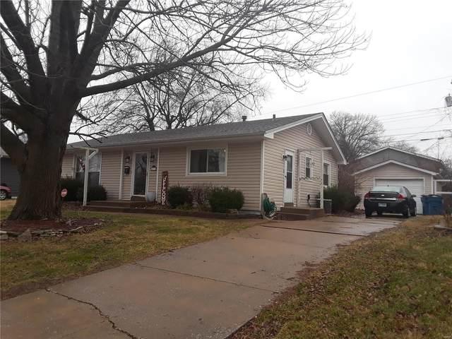 1117 State, Collinsville, IL 62234 (#21005084) :: Hartmann Realtors Inc.