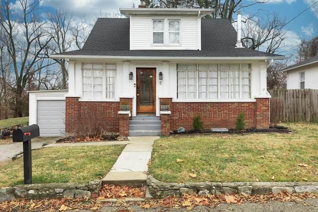5 Rosa Avenue, Godfrey, IL 62035 (#21005126) :: RE/MAX Vision