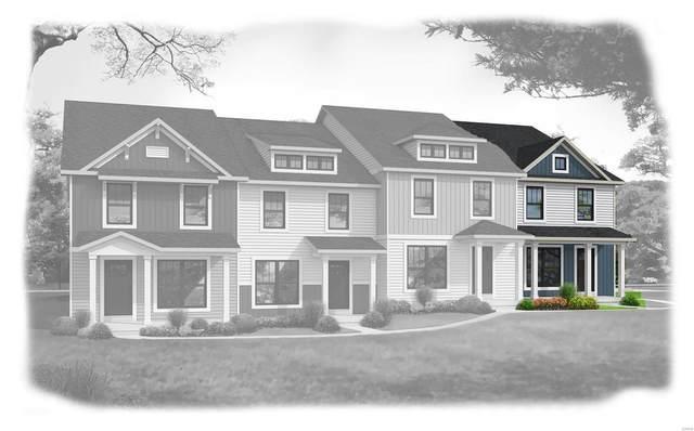 623 Maple Forest (Durham -22), Kirkwood, MO 63122 (#21005128) :: Matt Smith Real Estate Group