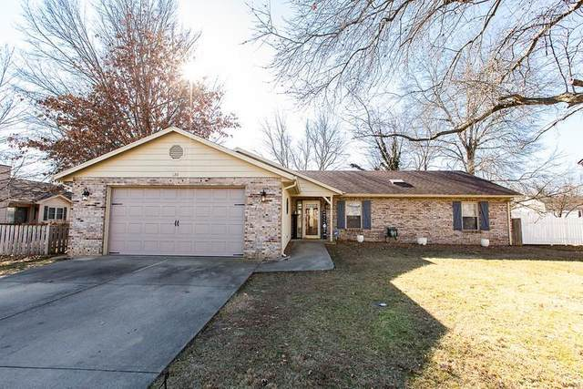 120 Meadowbruk Lane, Shiloh, IL 62221 (#21005147) :: Hartmann Realtors Inc.