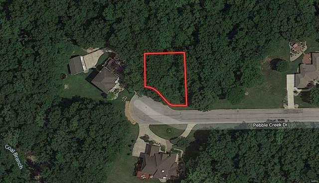 0 Pebble Creek, Alton, IL 62002 (#21005151) :: Hartmann Realtors Inc.