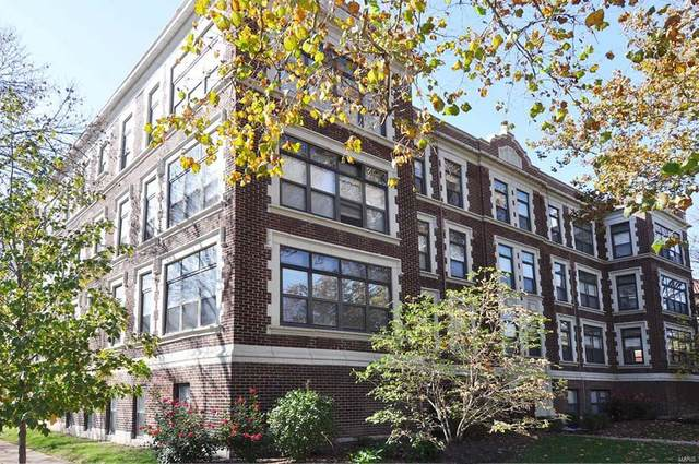 5636 Waterman Boulevard #25, St Louis, MO 63112 (#21005154) :: Tarrant & Harman Real Estate and Auction Co.