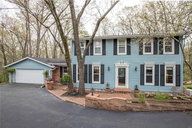 20 Hickory Hill Drive, O'Fallon, MO 63366 (#21005228) :: St. Louis Finest Homes Realty Group