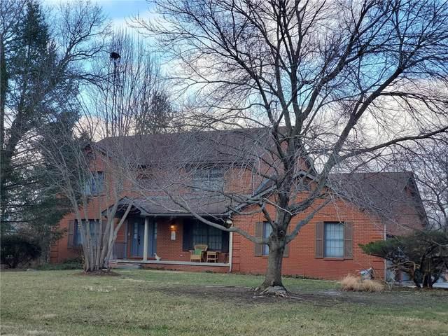 5189 Live Oak Drive, Smithton, IL 62285 (#21005244) :: RE/MAX Vision