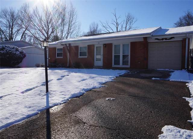 31 Concord Drive, Fairview Heights, IL 62208 (#21006258) :: Fusion Realty, LLC