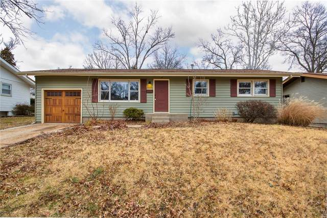 1031 Renshaw, St Louis, MO 63135 (#21006260) :: Kelly Hager Group | TdD Premier Real Estate