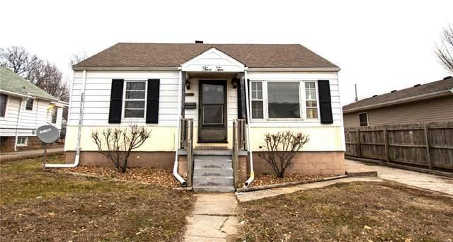510 Bowman Avenue, East Alton, IL 62024 (#21006282) :: Tarrant & Harman Real Estate and Auction Co.