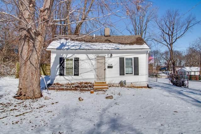 3538 Thomas Avenue, Alton, IL 62002 (#21006290) :: Parson Realty Group