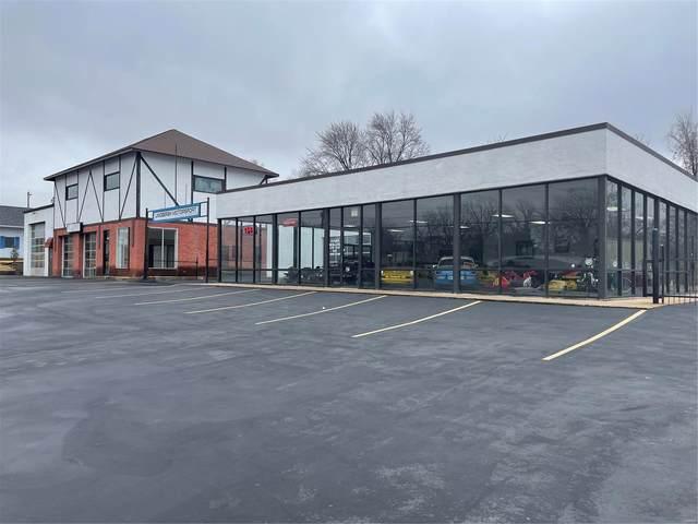 3456 N Lindbergh, Saint Ann, MO 63074 (#21006400) :: St. Louis Finest Homes Realty Group