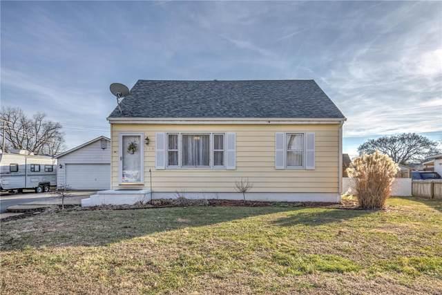 350 Woodland Avenue, Wood River, IL 62095 (#21006409) :: Tarrant & Harman Real Estate and Auction Co.