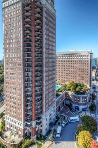 150 Carondelet Plaza Road #1403, Clayton, MO 63105 (#21006430) :: Parson Realty Group
