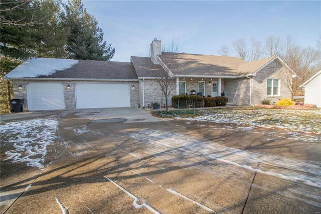 7509 Pinnacle Drive, Worden, IL 62097 (#21006494) :: Parson Realty Group