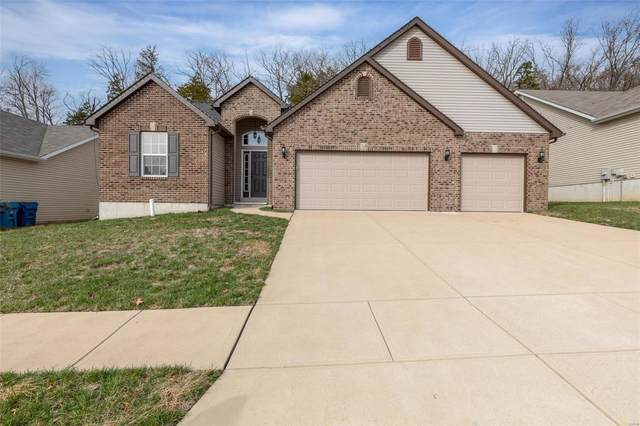 5141 Seckman Ridge Way, Imperial, MO 63052 (#21006517) :: Parson Realty Group