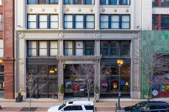 1015 Washington Avenue #503, St Louis, MO 63101 (#21006546) :: Walker Real Estate Team