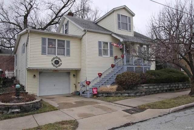 549 E 9th Street, Alton, IL 62002 (#21006560) :: Parson Realty Group