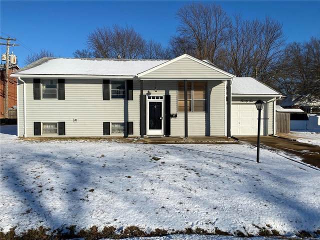 2010 Foster Drive, Belleville, IL 62226 (#21006643) :: Fusion Realty, LLC