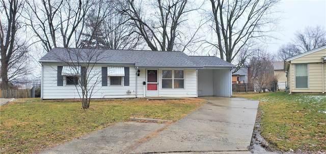 1343 Lou Ann Drive, Belleville, IL 62220 (#21006650) :: Fusion Realty, LLC