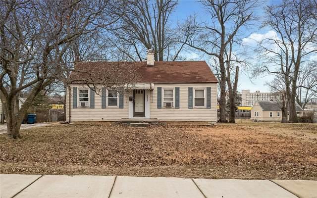4533 Holman, St Louis, MO 63134 (#21006765) :: Matt Smith Real Estate Group