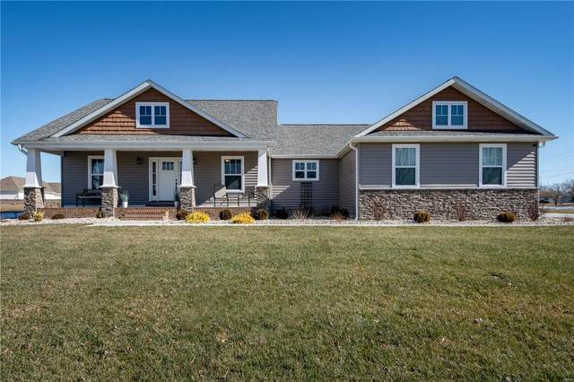 1401 Windy Hill, MARION, IL 62959 (#21006810) :: Fusion Realty, LLC