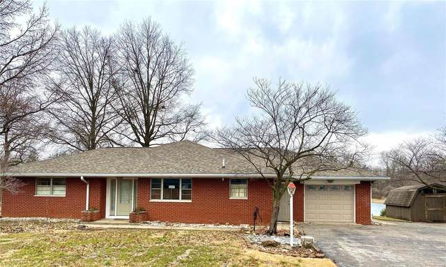 24 Lakewood Court, Collinsville, IL 62234 (#21006831) :: Tarrant & Harman Real Estate and Auction Co.