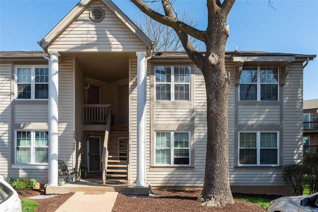 776 Sugar Glen Drive #8, Saint Peters, MO 63376 (#21006884) :: Tarrant & Harman Real Estate and Auction Co.