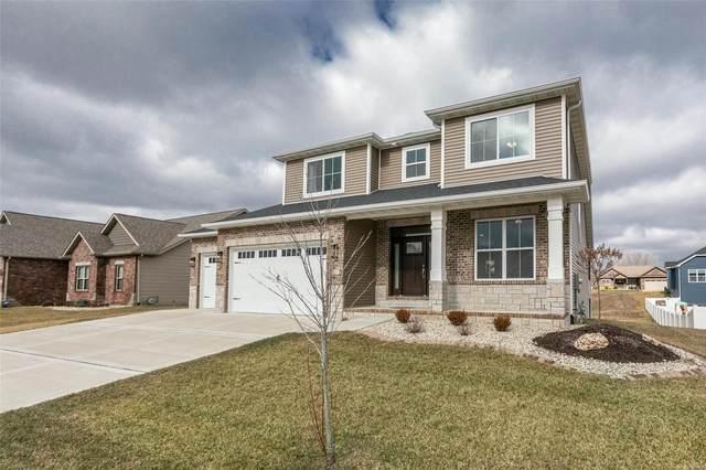 207 Ellington Court, Glen Carbon, IL 62034 (#21006914) :: Matt Smith Real Estate Group
