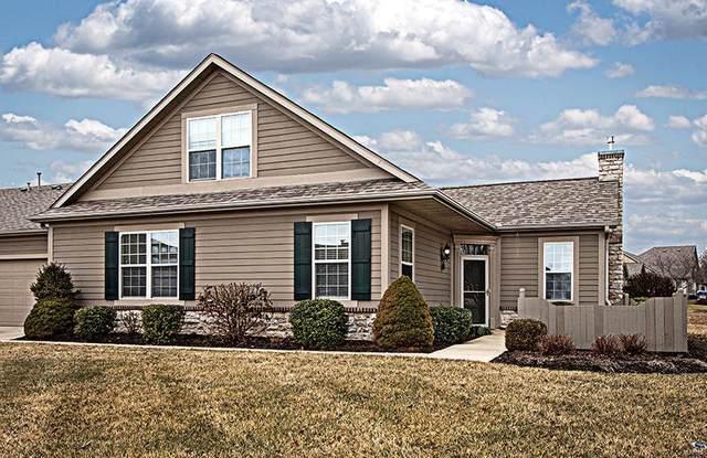 1304 Three Rivers Drive, O'Fallon, IL 62269 (#21006959) :: Matt Smith Real Estate Group