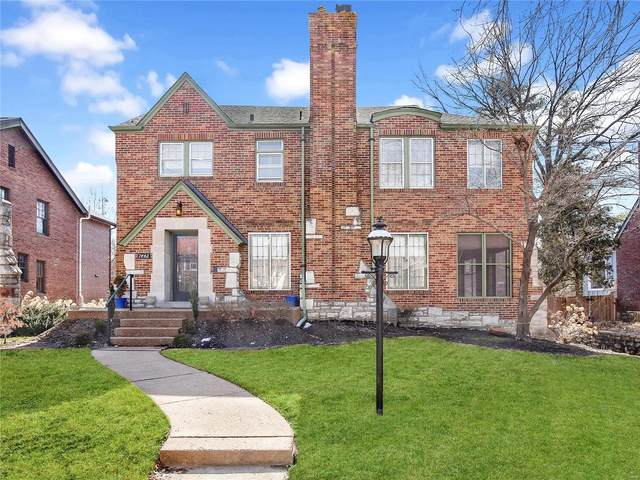 7442 Cromwell Drive, St Louis, MO 63105 (#21006989) :: The Becky O'Neill Power Home Selling Team