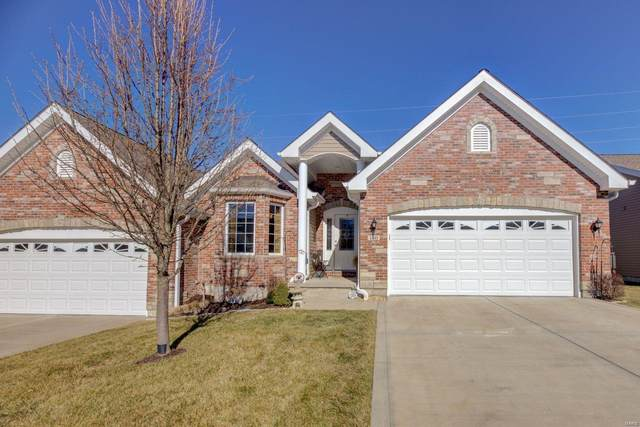 140 Bogey Boulevard, Arnold, MO 63010 (#21007147) :: St. Louis Finest Homes Realty Group