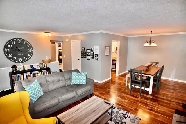5581 Baronridge #3, St Louis, MO 63129 (#21007152) :: Matt Smith Real Estate Group