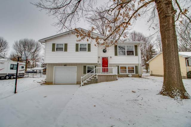 121 Dressel Drive, Jerseyville, IL 62052 (#21007161) :: Tarrant & Harman Real Estate and Auction Co.
