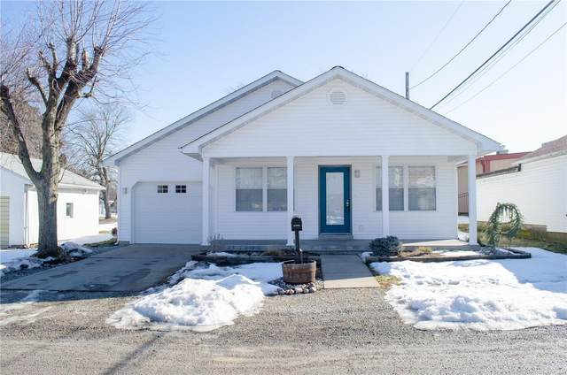 10 N Monroe Street, Millstadt, IL 62260 (#21007179) :: Parson Realty Group