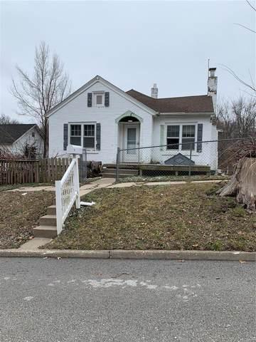 605 Hazel, Hannibal, MO 63401 (#21007182) :: Matt Smith Real Estate Group