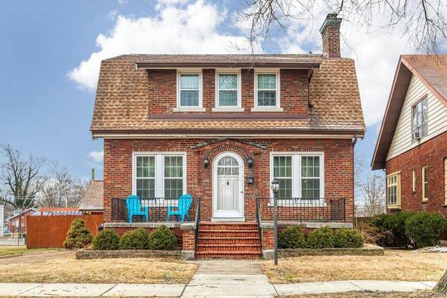7408 Augusta Avenue, St Louis, MO 63121 (#21007274) :: Kelly Hager Group | TdD Premier Real Estate