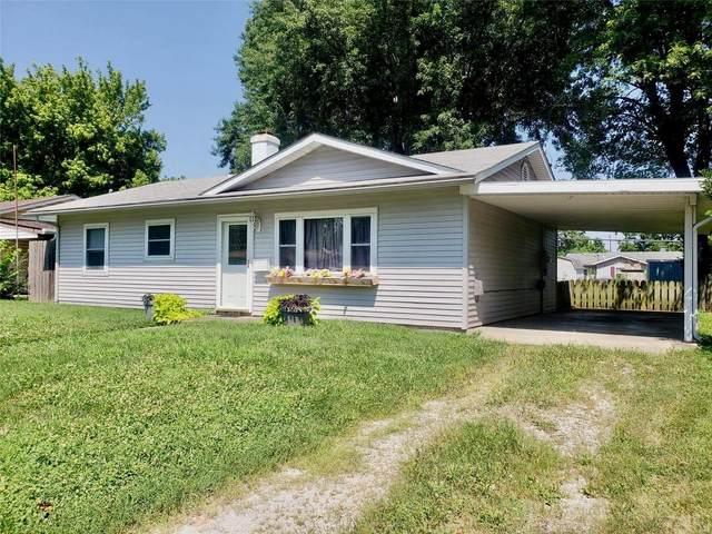 2820 Forest Avenue Avenue, Granite City, IL 62040 (#21007317) :: Walker Real Estate Team