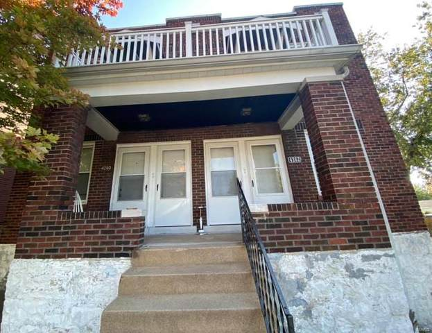 4260 Michigan Avenue, St Louis, MO 63111 (#21007376) :: Century 21 Advantage