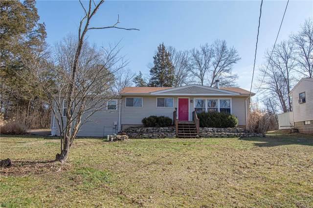 6143 N Lakeshore, Hillsboro, MO 63050 (#21007448) :: Clarity Street Realty