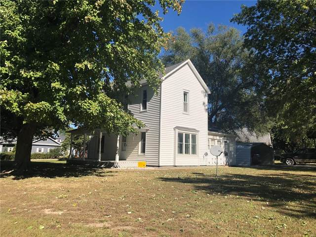 222 S College, BROWNSTOWN, IL 62418 (#21007483) :: Clarity Street Realty