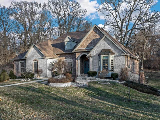 13 Forest Drive, Maryville, IL 62062 (#21007505) :: Tarrant & Harman Real Estate and Auction Co.